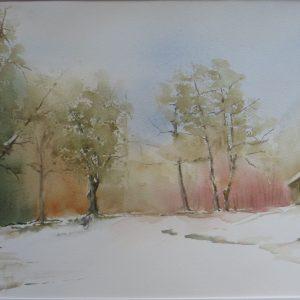 hiver coloré
